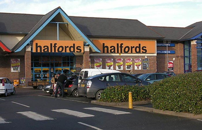 Halfords Customer Experience Survey