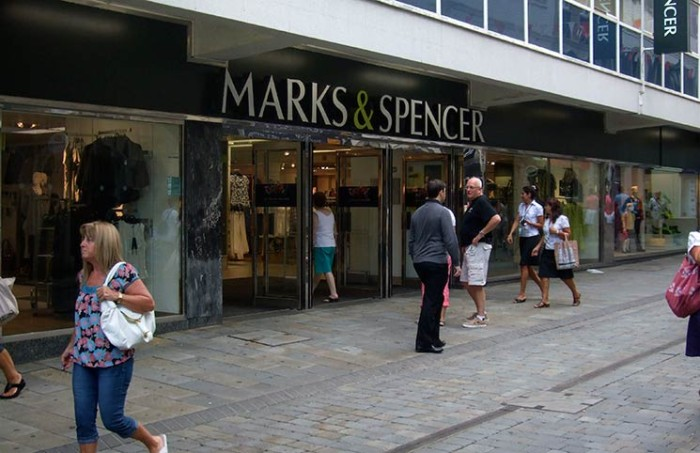 Marks and Spencer Customer Survey