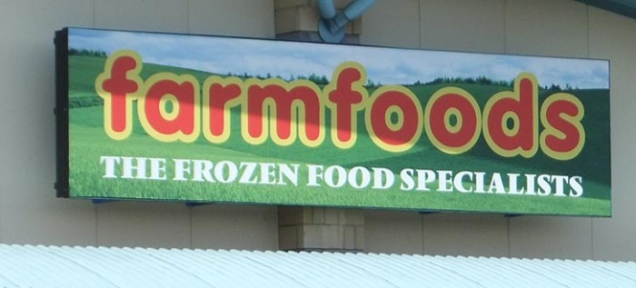 Farmfoods Customer Feedback Survey 2013