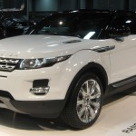 Halfords Competition – Win 1 of 5 Range Rover Evoques